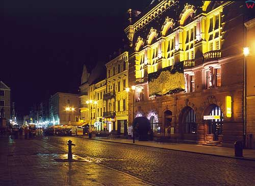 Toruń. Dwór Artusa