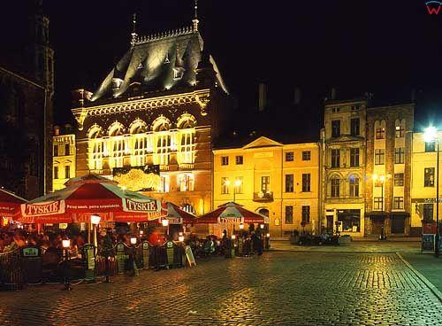 Toruń-stare miasto, Dwór Artusa