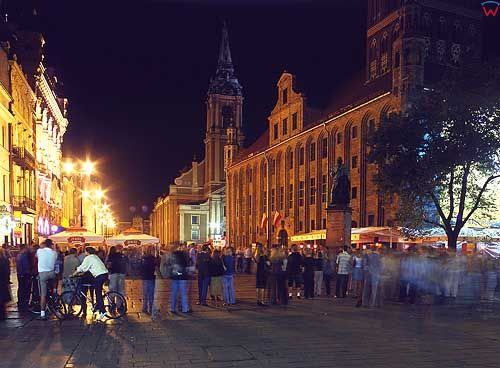 Toruń -stare miasto