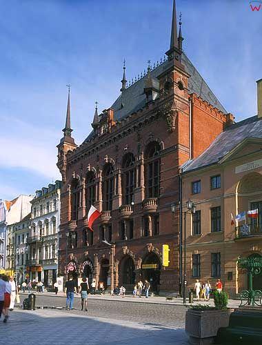 Toruń-Dwór Artusa