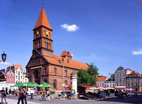Ratusz nowomiejski w Toruniu