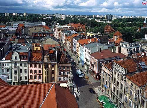 Toruń, stare miasto