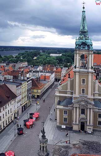 Toruń stare miasto