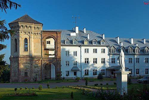 Pałac Firlejów w Dąbrowicy