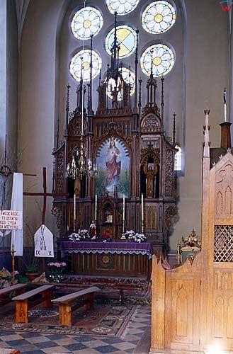 Gościeradów, kościół, lubelskie