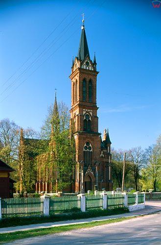 Kościół w Gościeradowie