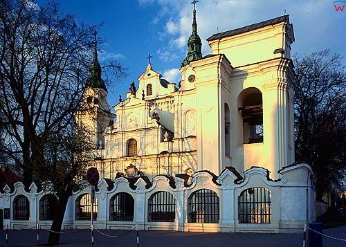 Lubartów-kościół
