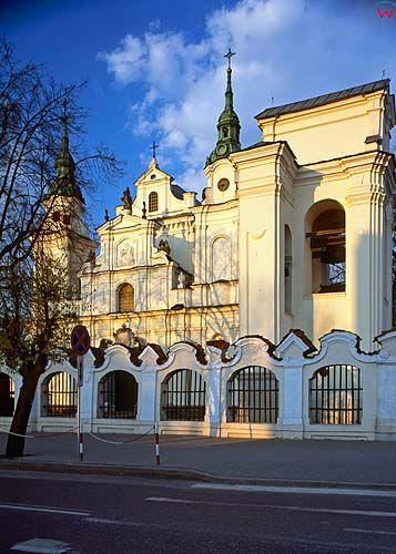 Lubartów kościół