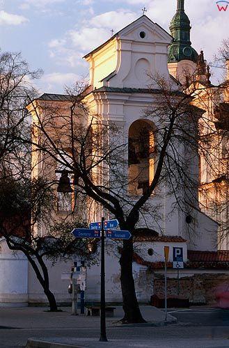 Kościół w Lubartowie.