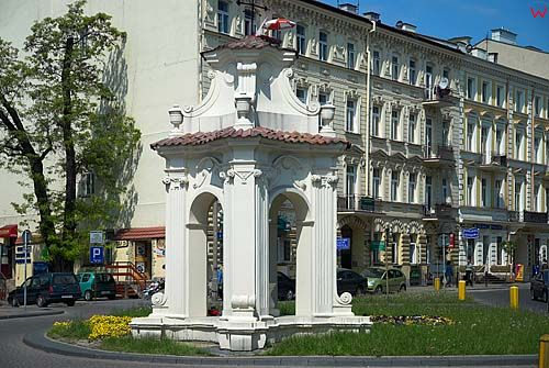 Lubelskie. Lublin, ul. Kolataja.