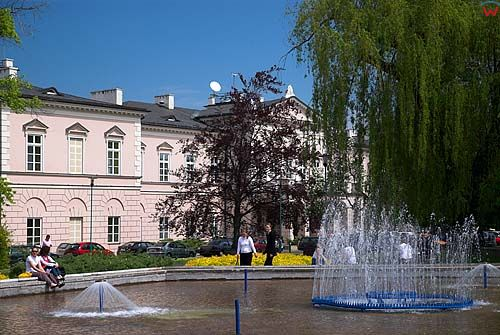Lubelskie. Lublin, Plac Litewski.