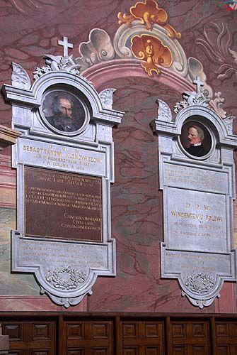 Lubelskie. Lublin, bazylika archikatedralna sw. Jana Chrzciciela i sw. Jana Ewangelisty.