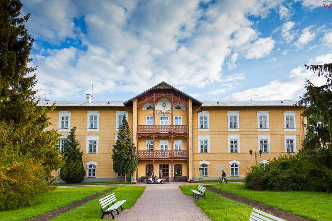 Naleczow, sanatorium Ksiaze Jozef. EU, PL, Lubelskie.