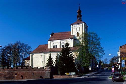 Szczebrzerzyn, kościół, lubelskie