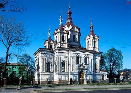 Tomaszow Lubelski-cerkiew d040160 polska europa fot. Wojciech Wójcik