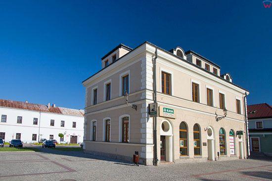 Zamosc - Rynek Solny. EU, Pl, Lubelskie.