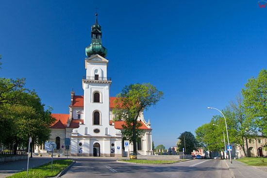 Katedra w Zamosciu. EU, Pl, Lubelskie.