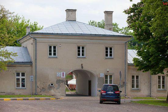 Zamosc - Palac Zamoyskich. EU, Pl, Lubelskie.