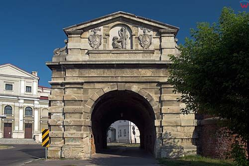 Stara Brama Lwowska w Zamościu