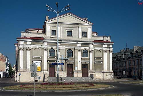 Kościół Franciszkanów w Zamościu