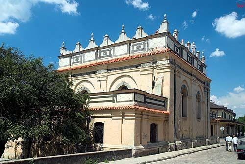 Renesansowa Synagoga w Zamościu