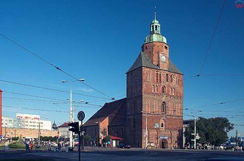Gorzów Wielkopolski, kościół parafialny