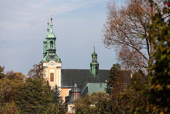 Jordanowo, kopuly Seminarium Duchownego w Paradyzu. EU, Pl, Lubuskie.