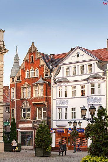Swiebodzin, Plac Jana Pawla II. EU, Pl, Lubuskie.