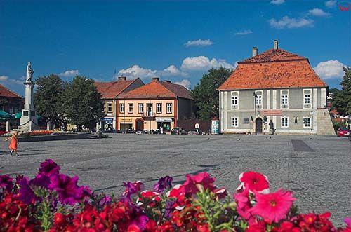 Rynek w Bochni