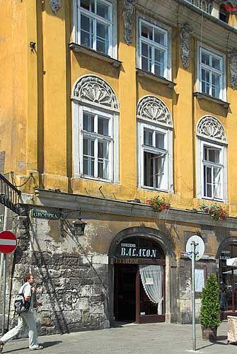 Krakow. Ulica Grodzka.