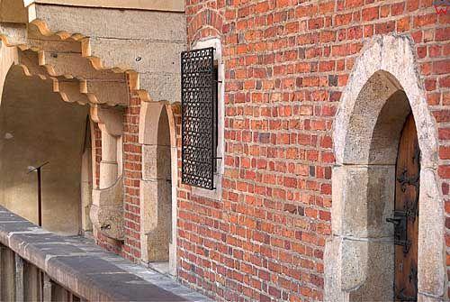Krakow. Collegium Maius.