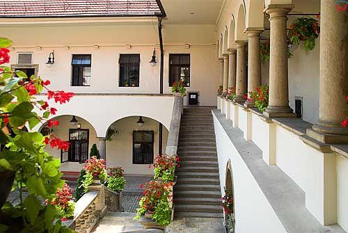 Krakow. Collegium Medicum.