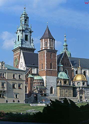 Kraków, katedra