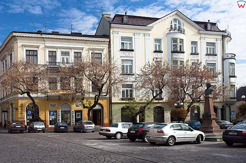 Centrum w Tarnowie