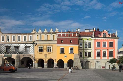 Starówka w Tarnowie