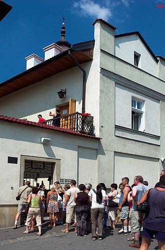 Dom rodzinny Jana Pawła II w Wadowicach