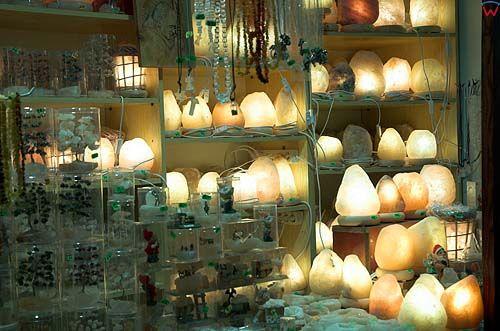 Kopalnia soli w Wieliczce, sklep z pamiątkami