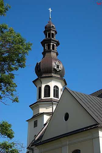 Kosciol w Wojniczu.