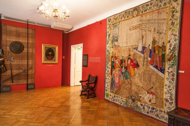 Czarnolas, Muzeum Jana Kochanowskiego. EU, PL, Mazowieckie.