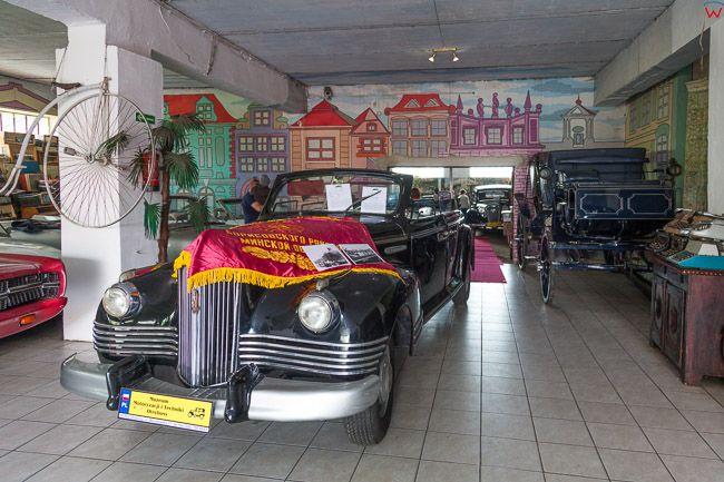 Otrebusy, Muzeum Motoryzacji i Techniki. EU, PL, Lubelskie.