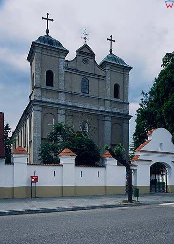 Wyszogród, kościół