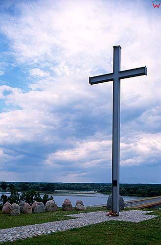 Pomnik w Wyszogrodzie, mazowieckie