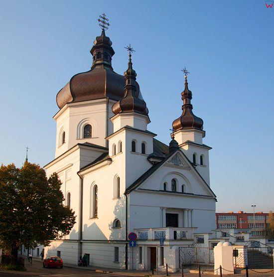 Cerkiew Matki Bozej Bolesnej w Przemyslu. EU, Pl, podkarpackie.