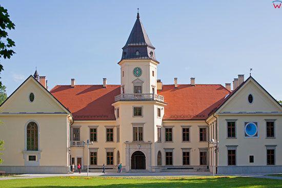 Tarnobrzeg - Palac Tarnowskich. EU, Pl, Swietokrzyskie.