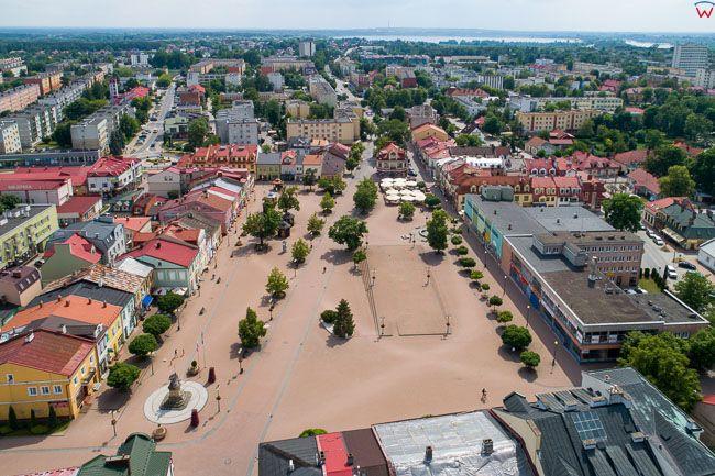 Tarnobrzeg, Plac Bartosza Glowackiego