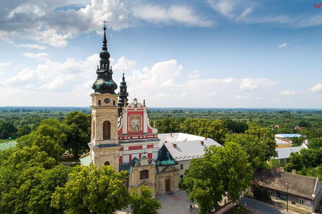 Tarnobrzeg, Klasztor Dominikanow