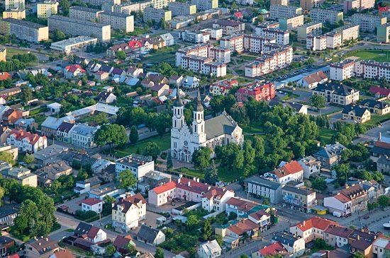 Lotnicze, Pl, Podlaskie. Augustow.