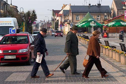 _W060434 Rynek Zygmunta Augusta w Augustowie