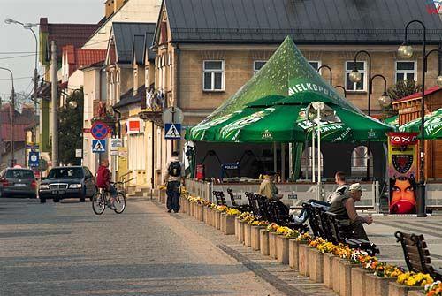 _W060438 Rynek Zygmunta Augusta w Augustowie