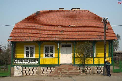 _W060463 Drewniany dom w Centrum Augustowa